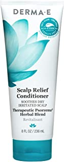 Derma E Scalp Relief Conditioner,  8 Fluid Ounce