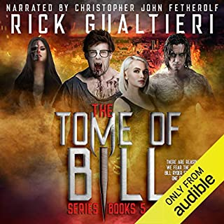 The Tome of Bill Series: Books 5-8 cover art