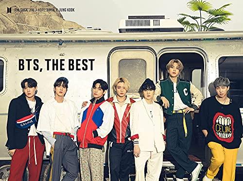 【初回生産分特典あり】BTS, THE BEST (初回限定盤B)(2CD+2DVD)(応募抽選券(シリアルナンバー)封入)