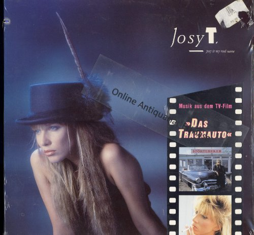 Josy T. - Josy is my real name [Vinyl LP]