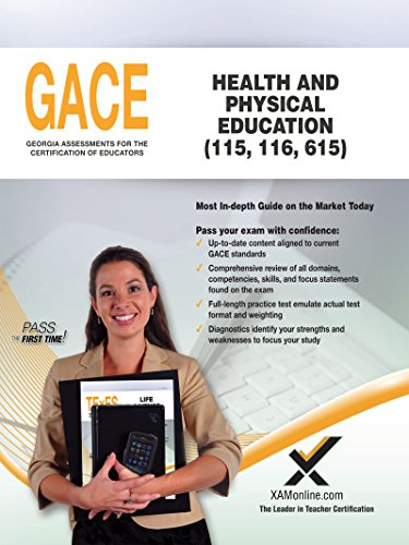 Compare Textbook Prices for GACE Health and Physical Education 115, 116, 615  ISBN 9781642390292 by Wynne, Sharon A.