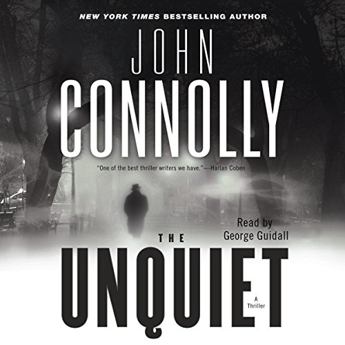Couverture de The Unquiet