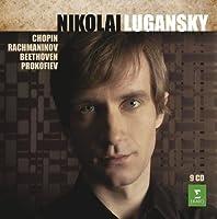 Nikolai Lugansky: Chopin, Rachmaninov, Beethoven, Prokofiev (9 CD) by Nikolai Lugansky (2012-05-29)