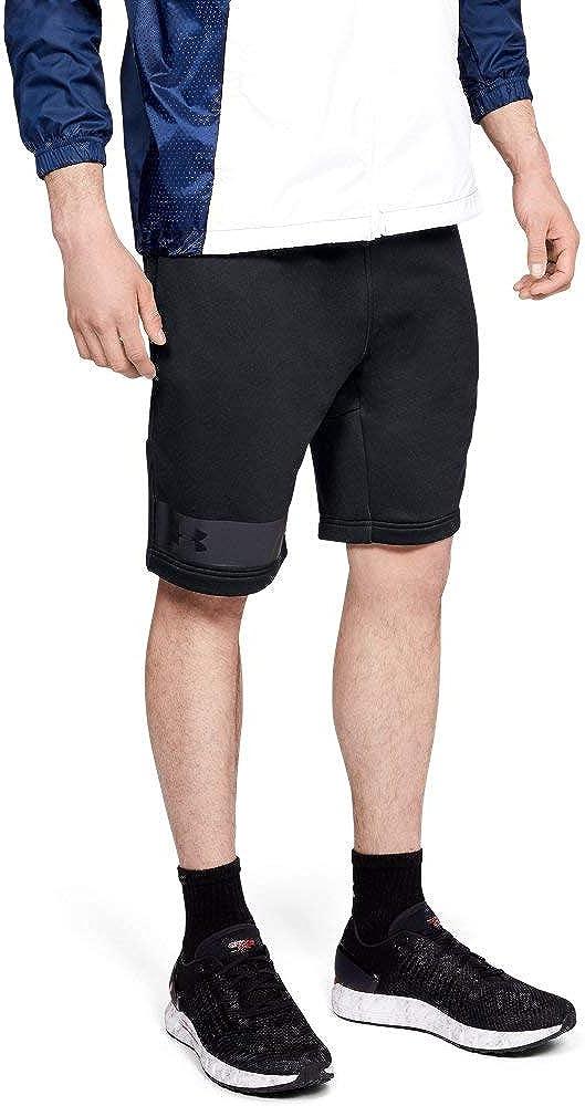Under Armour Mens Threadborne Terry Short Pantalones Cortos para Hombre