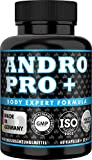 ANDRO GAIN Pre Workout Testosteron Booster