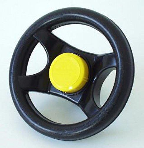 Lenkrad mit Hupe und Montagebeutel für rolly toys Traktoren