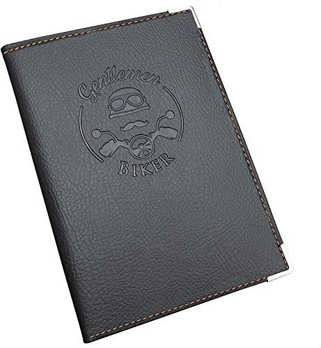 Porta Documenti Auto per Assicurazione, Patente, Carta di Circolazione, Nuove dimensioni :...