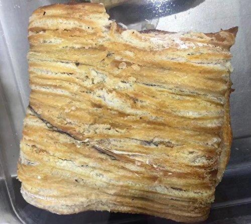 Holzkohle geröstete Seeaal Snack 1600 Gramm aus China Sea