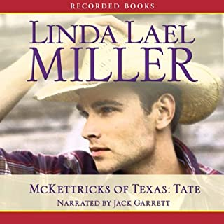 McKettricks of Texas: Tate audiobook cover art