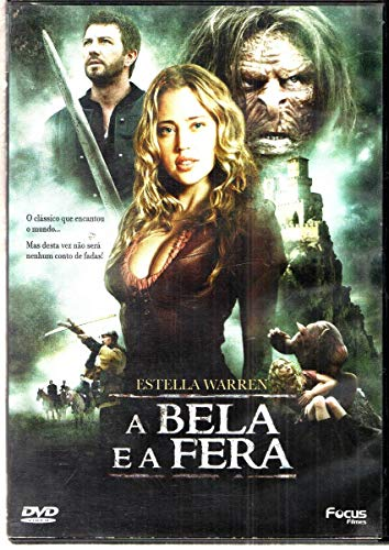 Dvd A Bela E A Fera Estella Warren