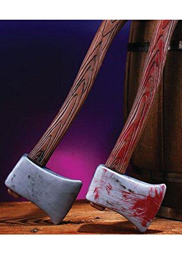 Magic Box Halloween Déguisements Hache sanglante- Pas DE Sang
