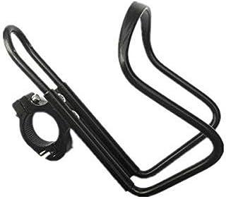 System-S - Portabidones para Bicicleta, Color Negro, tamaño único
