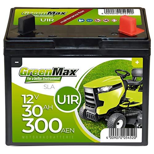 GreenMax -   U1R (Pluspol