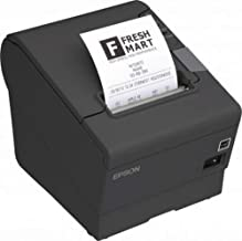 Epson Thermal Receipt Printer TM-T88V-082 With Power Supply and Serial Interface New In Box