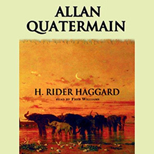 Couverture de Allan Quatermain