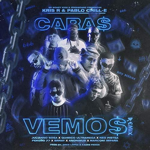 Kris R., Pablo Chill-E & Neo Pistea