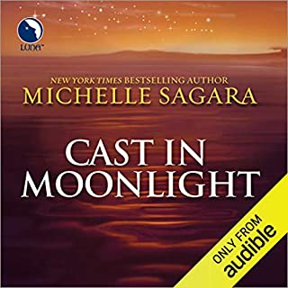 Cast in Moonlight audiobook cover art