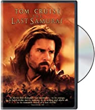 The Last Samurai [Widescreen] by Tom Cruise