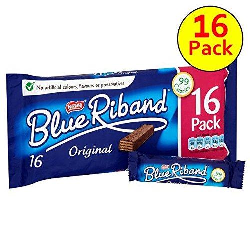 BLUE RIBAND Ruban Bleu Originale 16 X 19,3 G - Paquet de 6