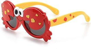 Heerda - Gafas de Sol polarizadas de Silicona –UV400 Gafas de Sol Indicadas para niños y niñas de 3 a 12 años.