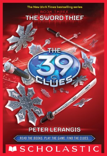 the 39 clues series 3 - 2