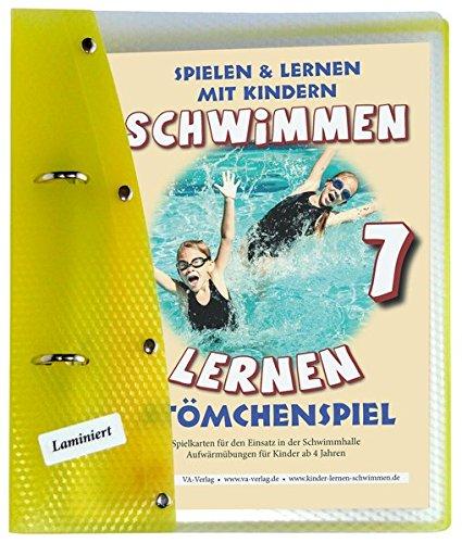 Atömchenspiel/Aufwärmübungen, laminiert (7): Schwimmen lernen (Schwimmen lernen - laminiert / Spielen & Lernen mit Kindern)