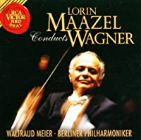 Maazel Conducts Wagner by MAAZEL / BERLIN PHILHARMONIC ORCH (2013-06-18)