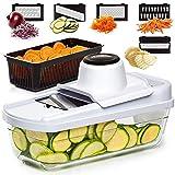 Best Mandolines Slicers - Mandoline Slicer Vegetable Slicer Mandoline - Potato Slicer Review