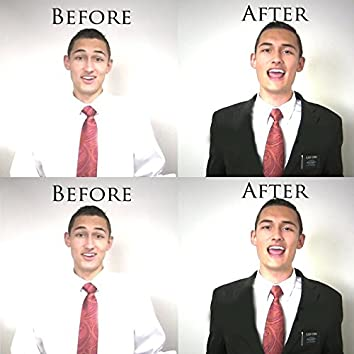 Before and After Mission Rap