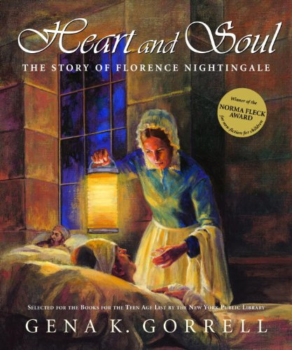 Heart and Soul: The Story of Florence Nightingale (English Edition)