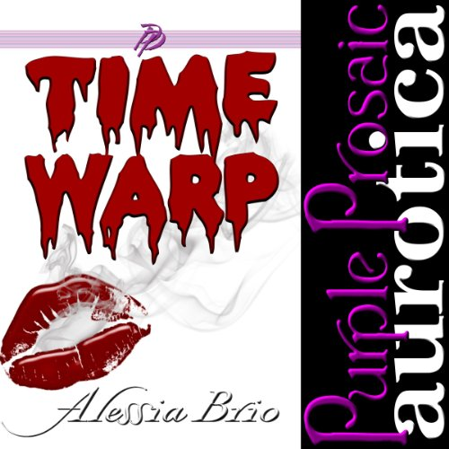 Time Warp audiobook cover art