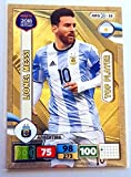 road to 2018 fifa world cup russia adrenalyn xl – lionel messi top player card