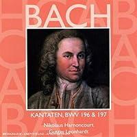 Vol. 59-Cantates by Nikolaus Harnoncourt & Leonhardt