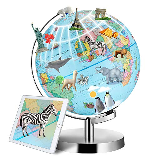 3 in 1 Interactive Smart Globe