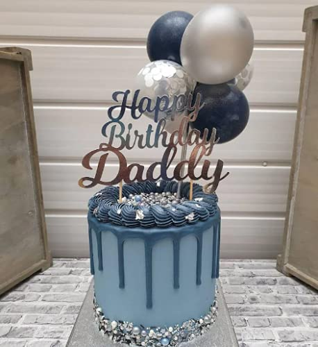 Confetti Balloon Cake Topper 5