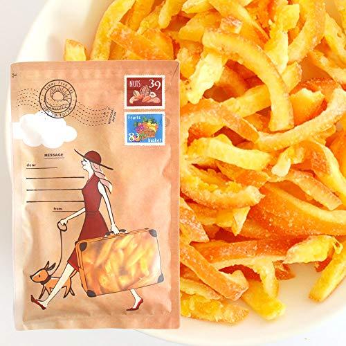 「 海と太陽 」With ドライオレンジピール バレンシア 120g チャック袋入