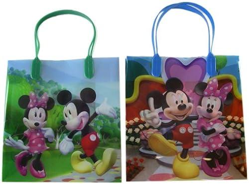 Disney Mickey Cadeau sac - 6Mouceaus Mickey Minnie Cadeau sac Set