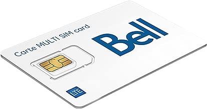 bell mobile 4g