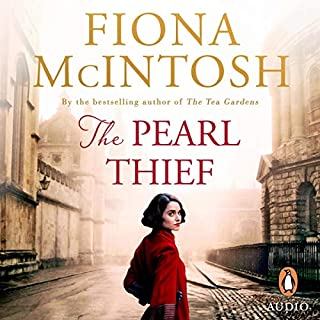 The Pearl Thief                   By:                                                                                                                                 Fiona McIntosh                               Narrated by:                                                                                                                                 Katy Sobey                      Length: 15 hrs and 8 mins     142 ratings     Overall 4.6