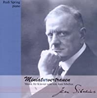 独奏ピアノのための作品集 ルーディ・シュプリング