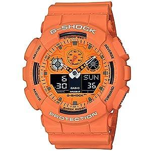 Casio G-Shock GA100RS-4A 9