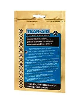 Tear-Aid - Outil de réparation - Type A - Transparent - Paquet complet