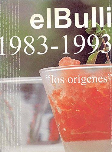 El Bulli I (1983-1993): 089 (OTROS GASTRONOMIA)