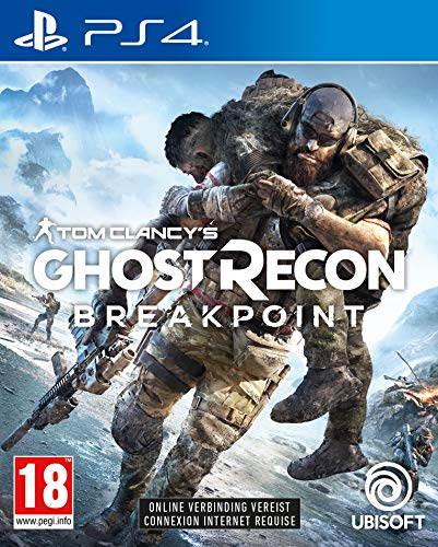 PS4 Tom Clancy's Ghost Recon Breakpoint Eu - PlayStation 4