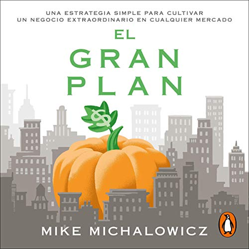 El gran plan [The Pumpkin Plan] cover art