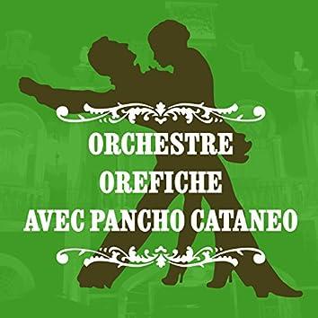 Orchestre Orefiche avec Pancho Cataneo