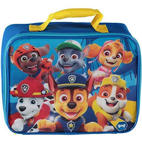 Nickelodeon Paw Patrol Soft Lunch Box