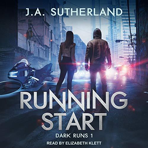 Running Start audiobook cover art