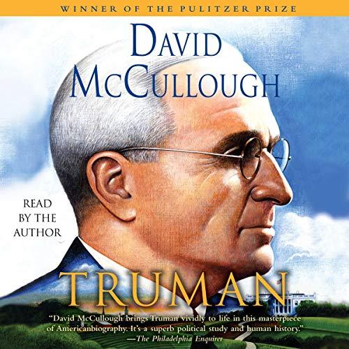 Truman Audiobook By David McCullough cover art