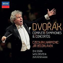 ビエロフラーヴェク チェコ・フィル ドヴォルザーク交響曲 協奏曲全集